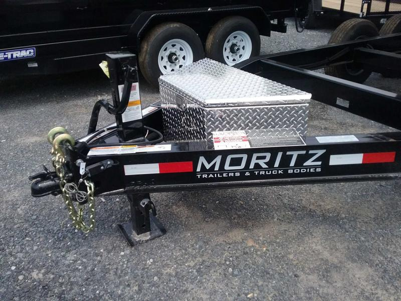 2019 Moritz International DLHBH610-14 Dump Trailer