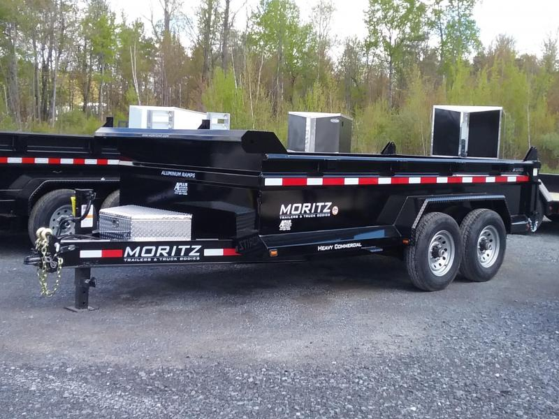 2019 Moritz International DLHBH610-14 Dump Trailer
