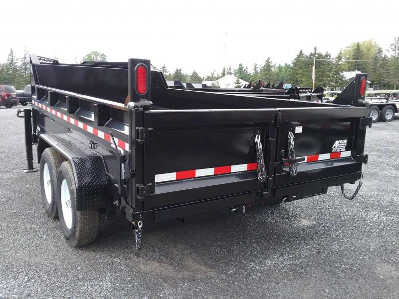 2019 Sure-Trac 82 IN X 14 LP 14K Goose Scissor Dump