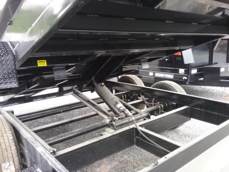 2018 Sure-Trac 82 IN X 14 LP 14K Scissor Dump
