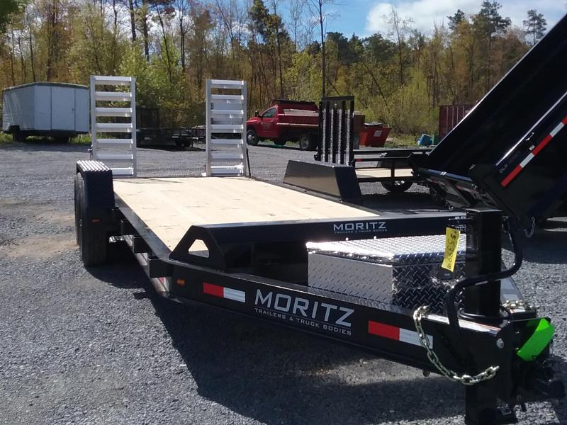 2019 Moritz International ELBH-20AR Equipment Trailer