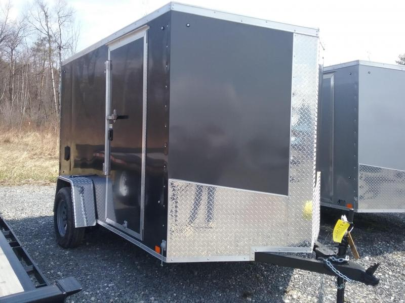 2019 Cargo Express Xlw 6 Wide Single Cargo Cargo / Enclosed Trailer