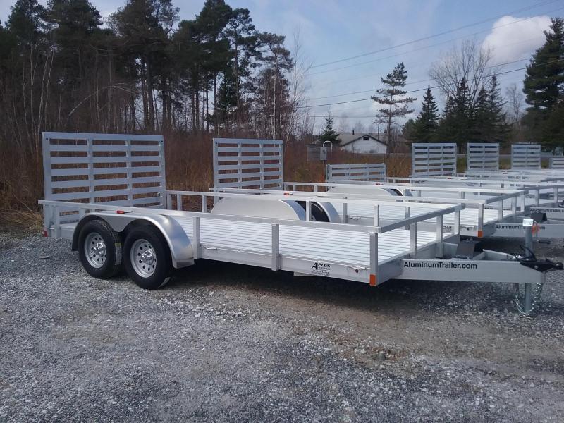 2018 Aluminum Trailer Company 7x16
