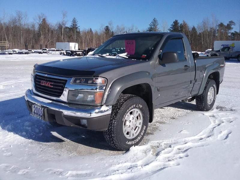 2008 GMC Canyon 4X4 Truck