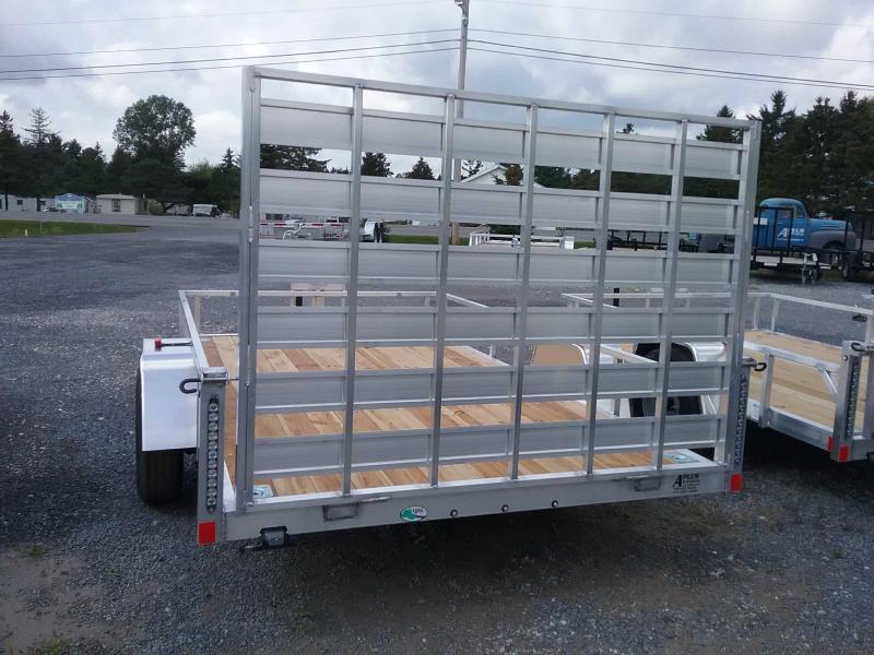 2020 Rance Aluminum Trailers 6.5'X12' SA Utility Trailer