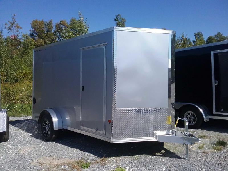 2020 Alcom-Stealth C7X12-IF SA STEALTH Enclosed Cargo Trailer