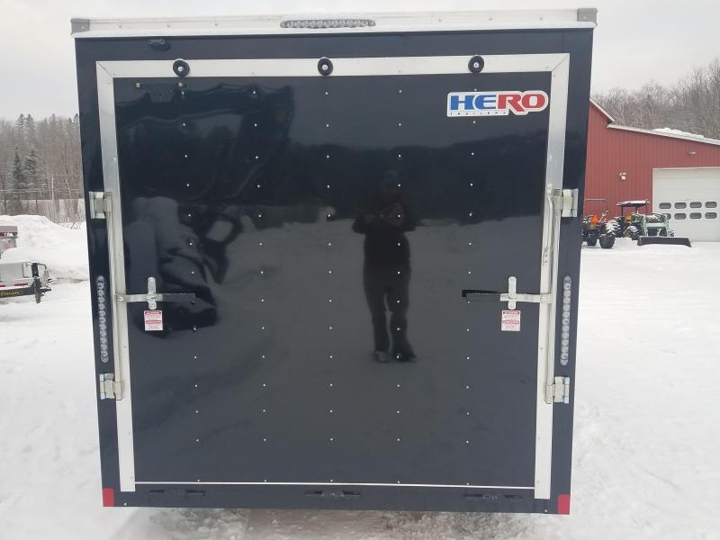 2019 Bravo Trailers HR716TA2 Enclosed Cargo Trailer