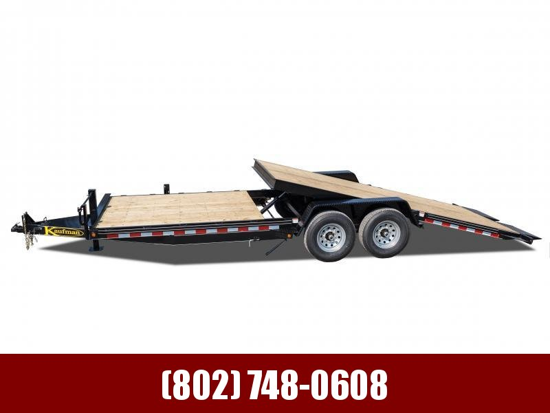 2019 Kaufman Trailers 17k Gvw Tilt Deck Equipment 22