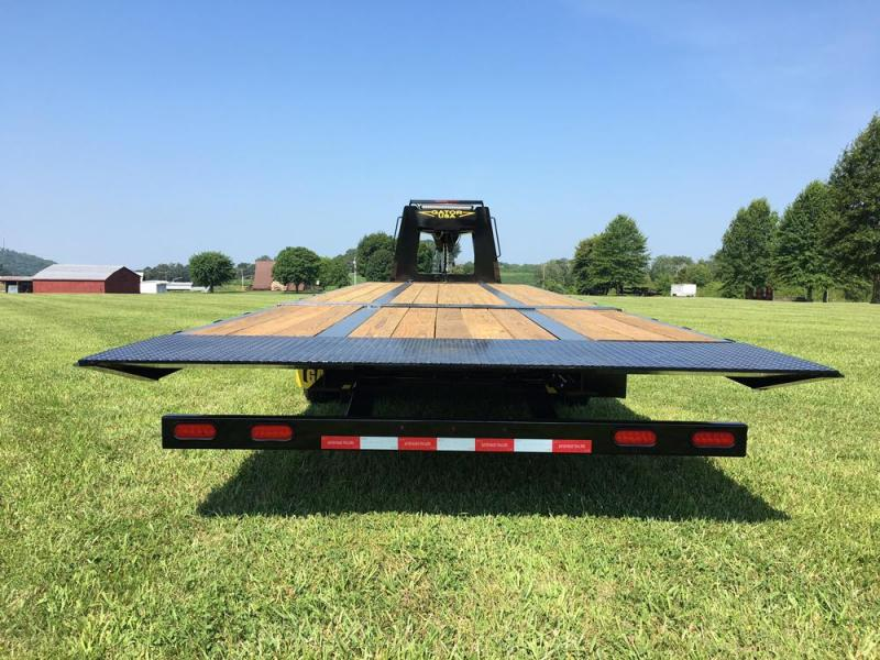 2019 Gatormade Trailers Gooseneck Trailer With Hydraulic ... on