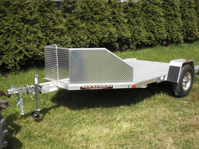 Aluma MC210 Motorcycle Trailer for 2 Bikes 3K