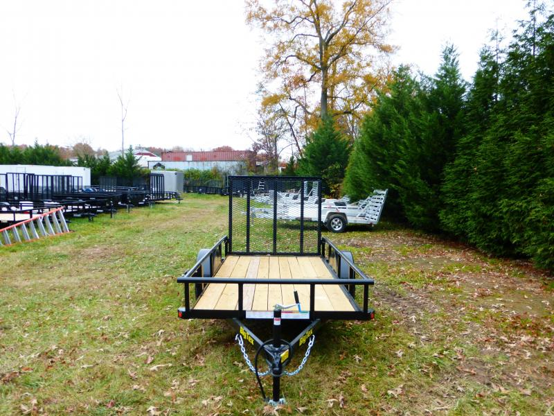 Big Tex 5' x 10' Landscape Utility Trailer
