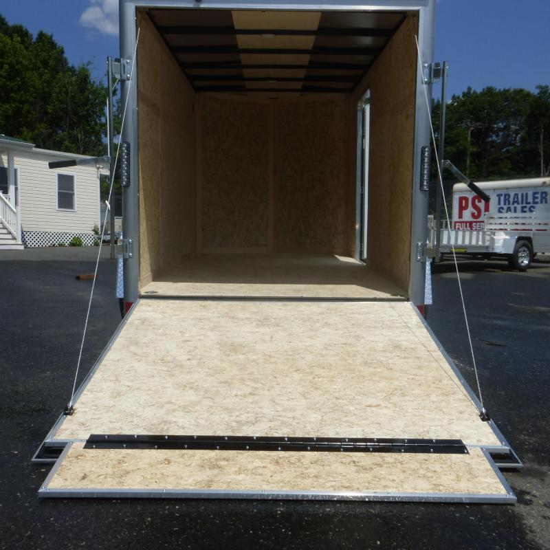 Wells Cargo VG6X12SA Enclosed Cargo Trailer