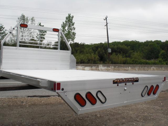 "Aluma Truck Bed 81"" x 106"""