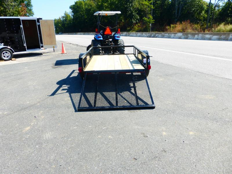 Carry-On 5' x 8' Landscape Utility Trailer