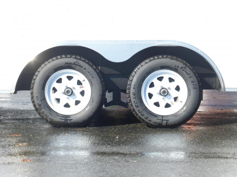 Lark 8.5' x 20' V-Nose Enclosed Car Hauler Trailer