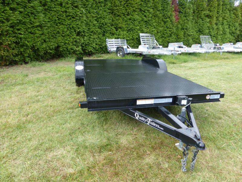 Quality 7' x 18' Steel Deck Car Hauler