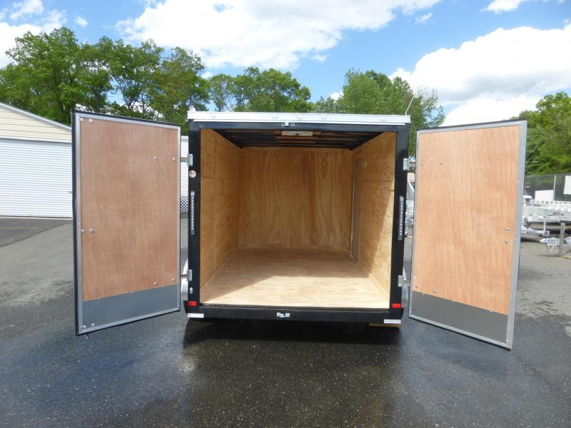 Covered Wagon Trailers 7' X 14' TA Enclosed Cargo Trailer