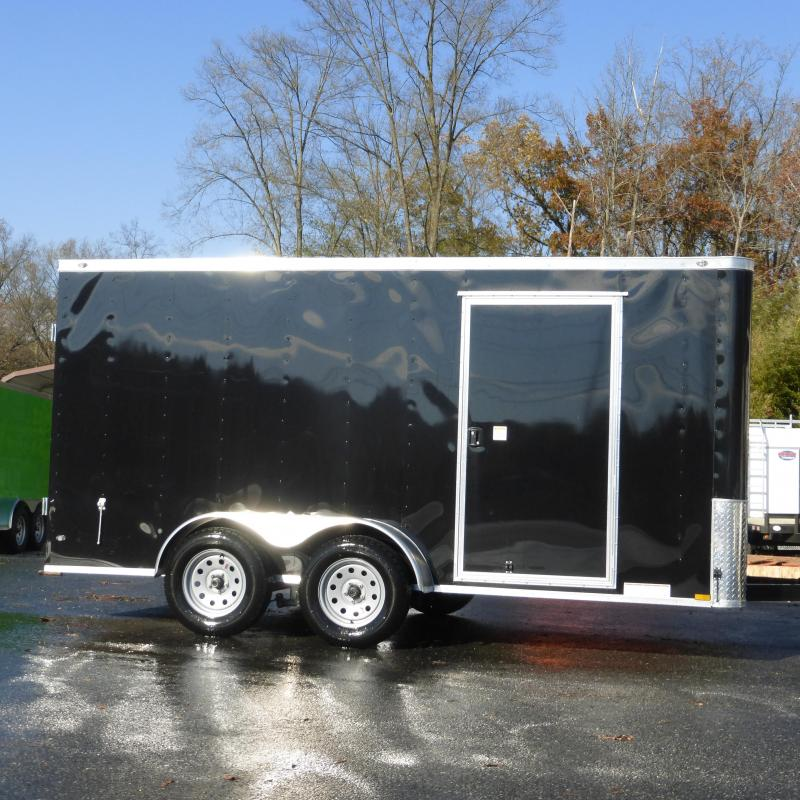 Diamond Cargo 7' X 14' TA Enclosed Cargo Trailer