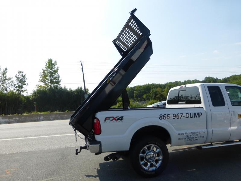EZ Dumper 8' Dump Insert w/Cab Protector