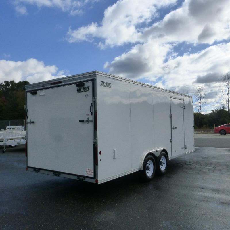 10K Car Mate  8.5' x 24' Enclosed Car Trailer