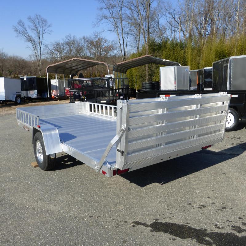 """Aluma 81"""" x 14' 3K Aluminum ATV Trailer"""