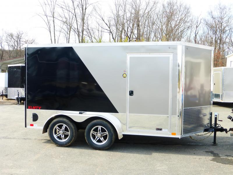 United Trailers XLMTV7X12TA Enclosed Cargo Trailer