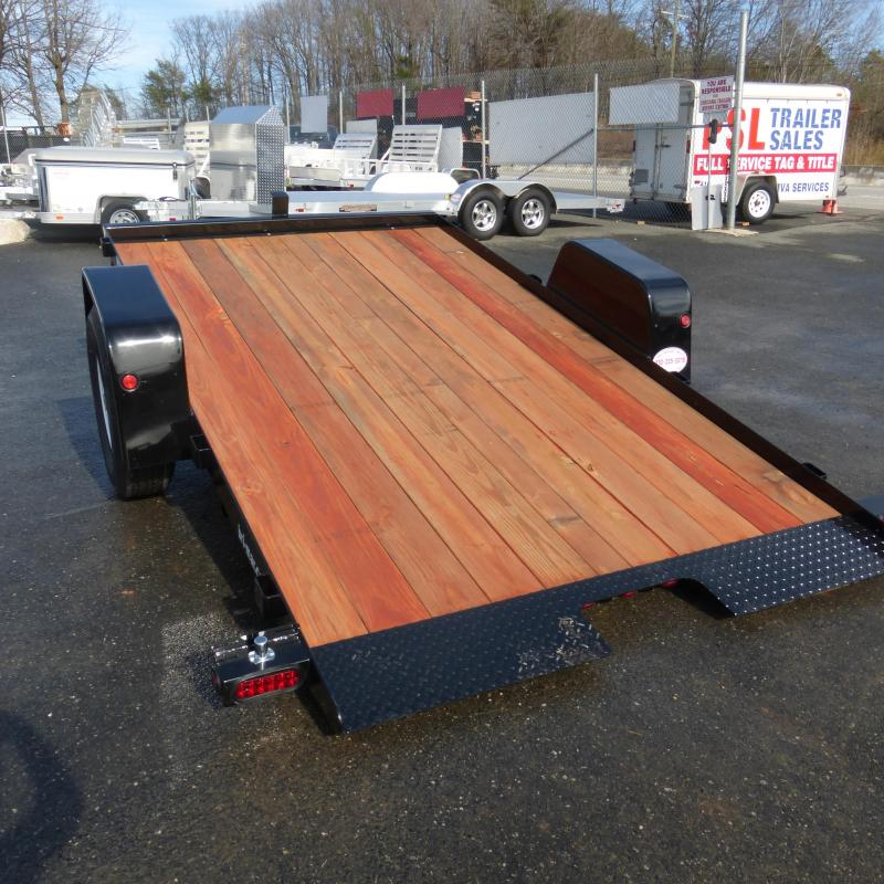 Bri-Mar 7' x 12' Tilt Equipment Trailer