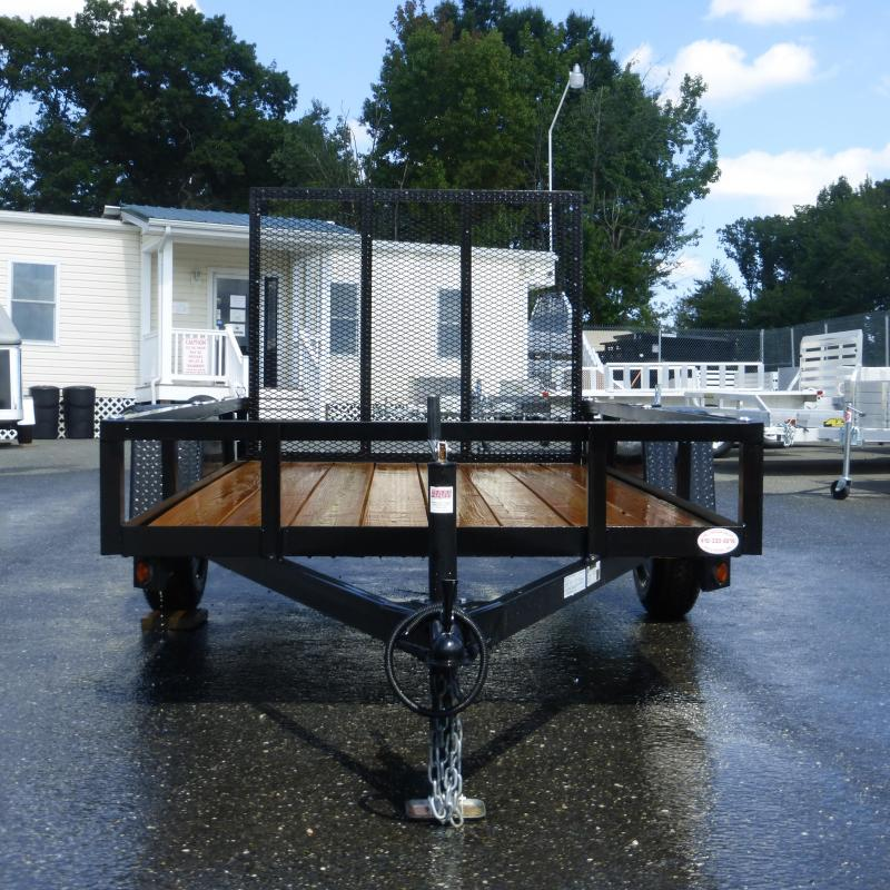 2018 MCT 5 x 10 Utility Enclosed Cargo Trailer