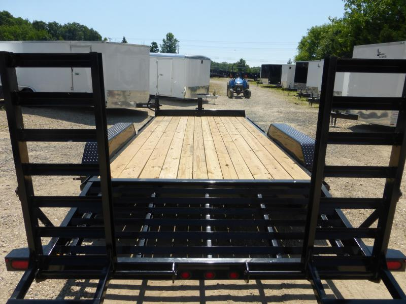 Big Tex Trailers 14ET-20 Equipment Trailer
