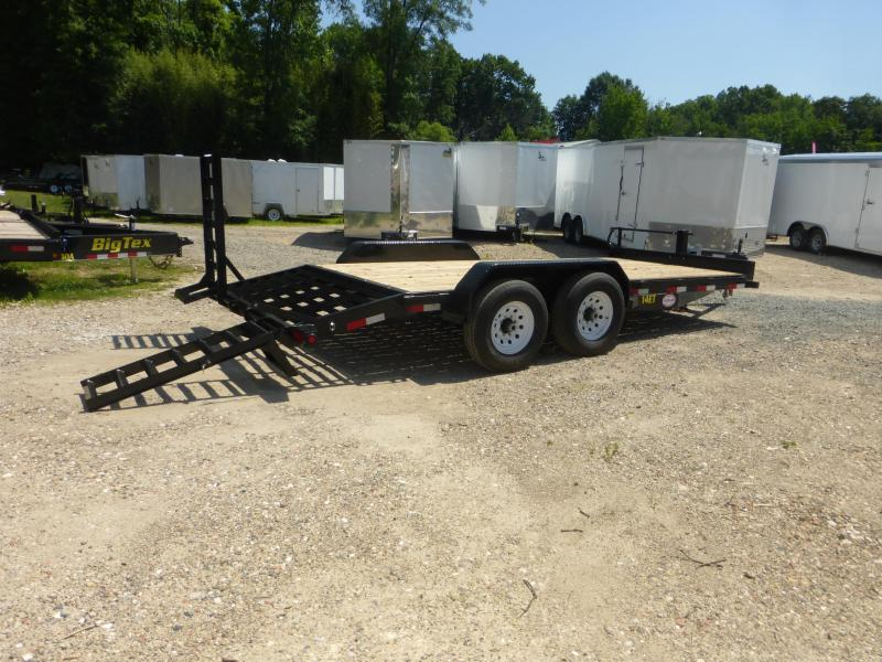 Big Tex 7' x 16' Equipment Trailer