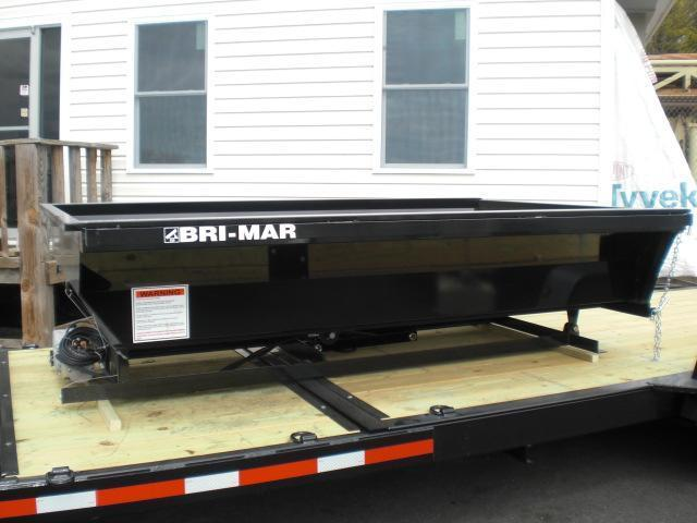 Bri-Mar Dump Insert 8' with Cab Protector