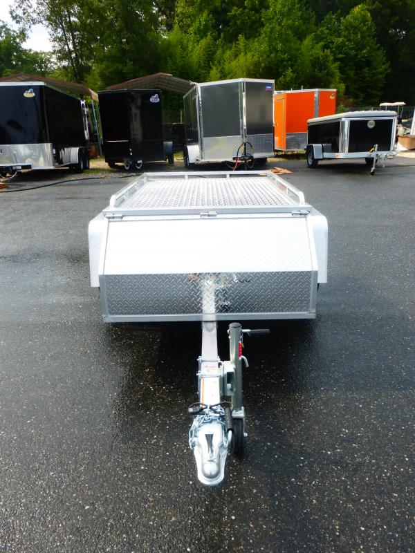 Aluma AE46 Enclosed Cargo Trailer