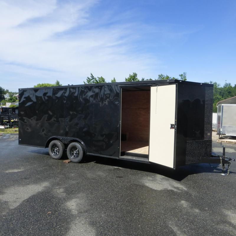Diamond Cargo 8.5 X 20 TA Enclosed Cargo Trailer