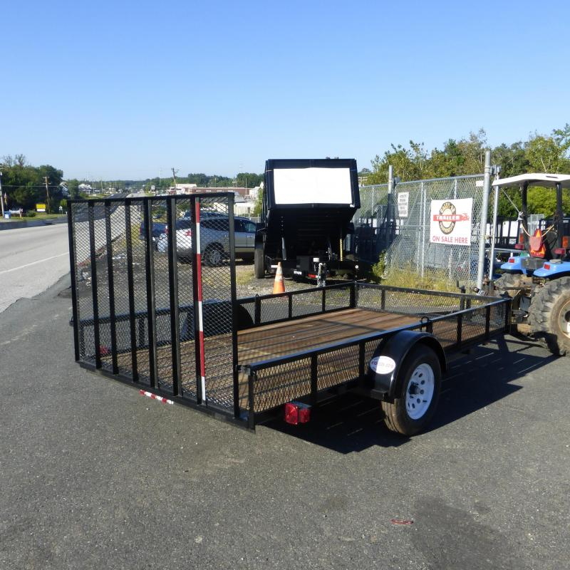 Carry-On 6' x 12' ATV Trailer w/ Removable Ramps
