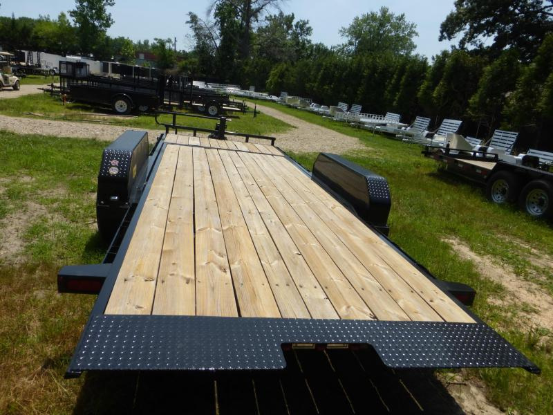 Big Tex 7' x 20' Tilt Equipment Trailer