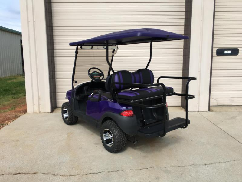 2014 Club Car Precedent Phantom Body