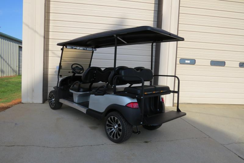 2015 Club Car Precedent 6 Passenger