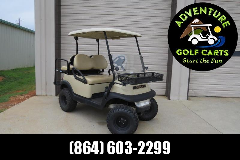 2010 Club Car Precedent Lifted