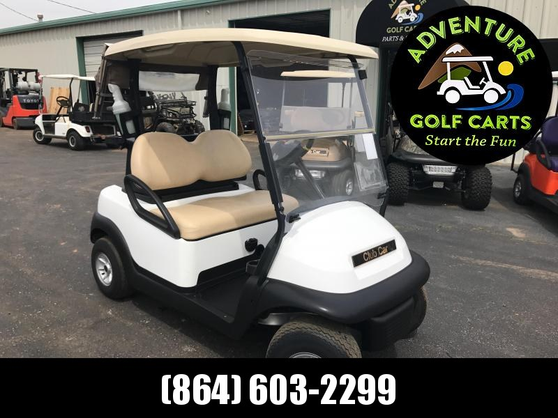 2015 Pre-Owned Two Passenger Club Car Precedent Golf Cart