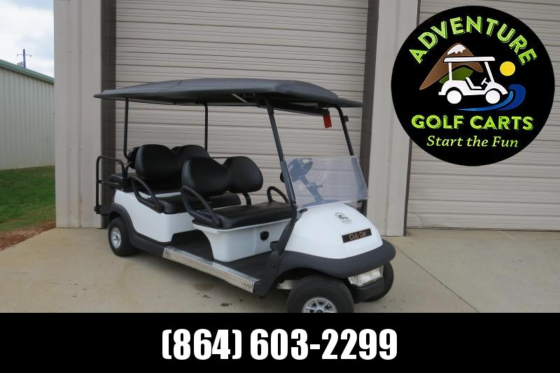 2014 Club Car Precedent 6 Passenger