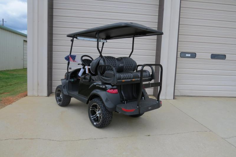 2019 Club Car Onward 4 Passenger Lifted GAS