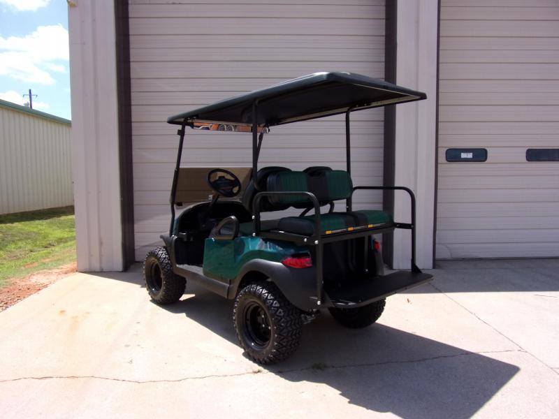 2015 Club Car Club Car Precedent Electric Golf Cart