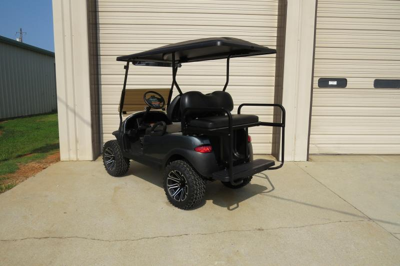 Club Car Precedent Carbon Fiber