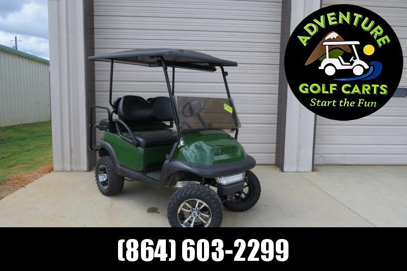 2008 Club Car Precedent Gas Golf Cart