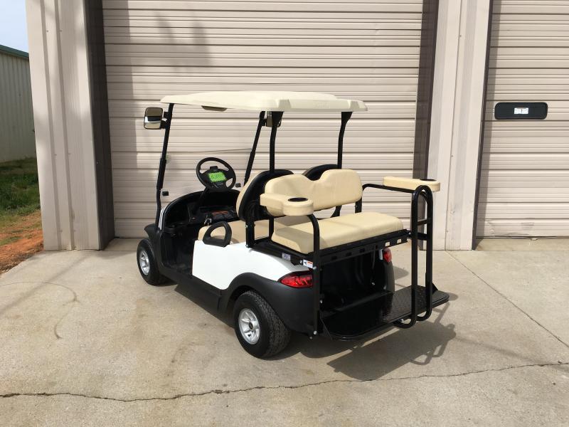 2014 Club Car Pre-Owned Precedent Golf Cart