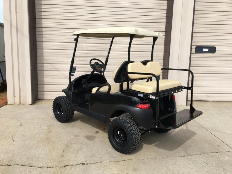 2016 Club Car Precedent Lifted