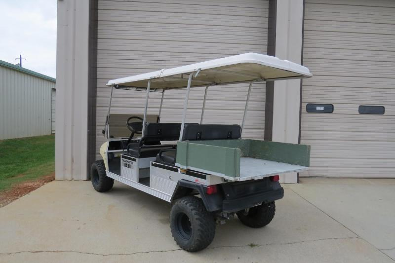 2008 Club Car Transporter 4