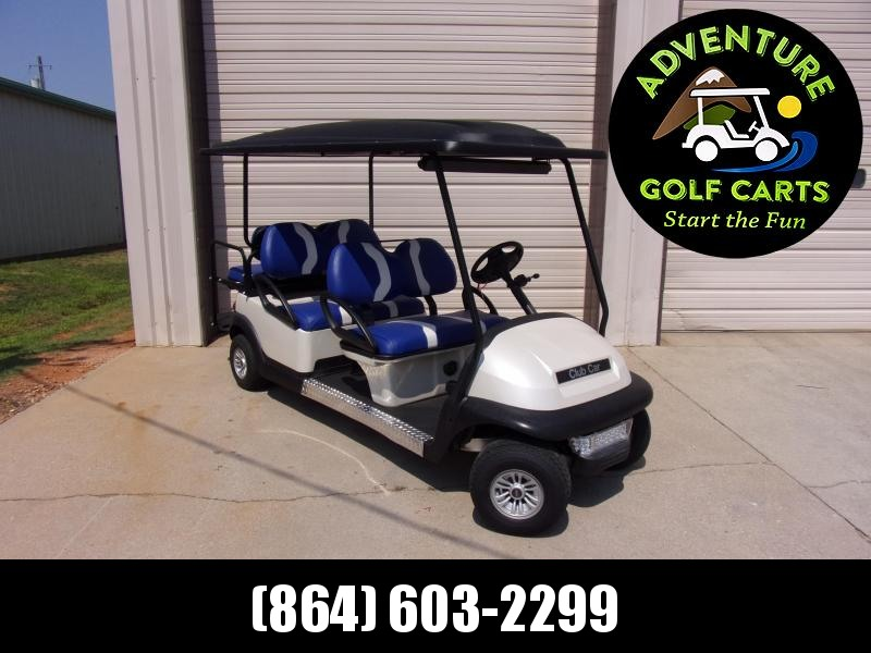 2015 Club Car Club Car Precedent Electric Stretch Golf Cart