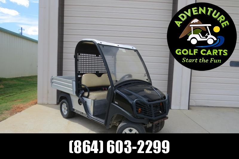 2016 Club Car Gas Carryall 500 Golf Cart