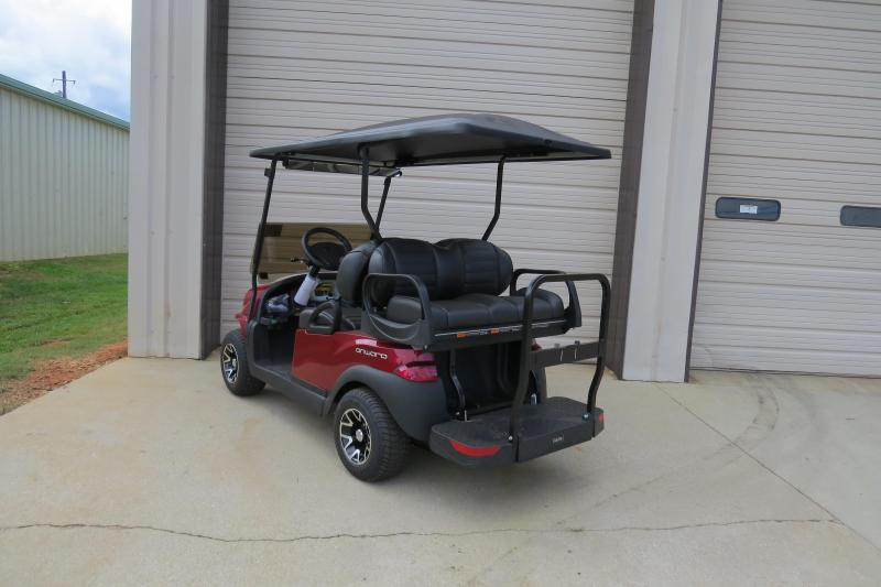 2019 Club Car Onward 4 Passenger ELEC